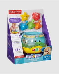 Fisher Price - Laugh & Learn Magical Lights Fishbowl