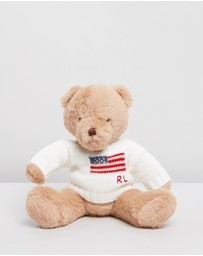 Polo Ralph Lauren - Flag Sweater Polo Bear