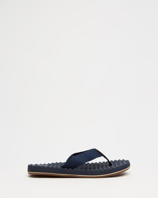 Freewaters Treeline - All thongs (Navy II)