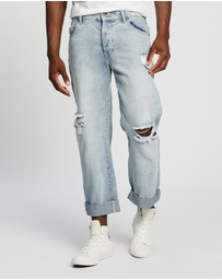 Locale - Wide Leg Denim Jeans