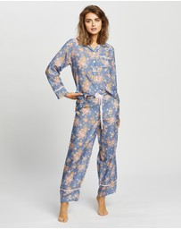 Papinelle - Lou Lou Full Length PJ Set