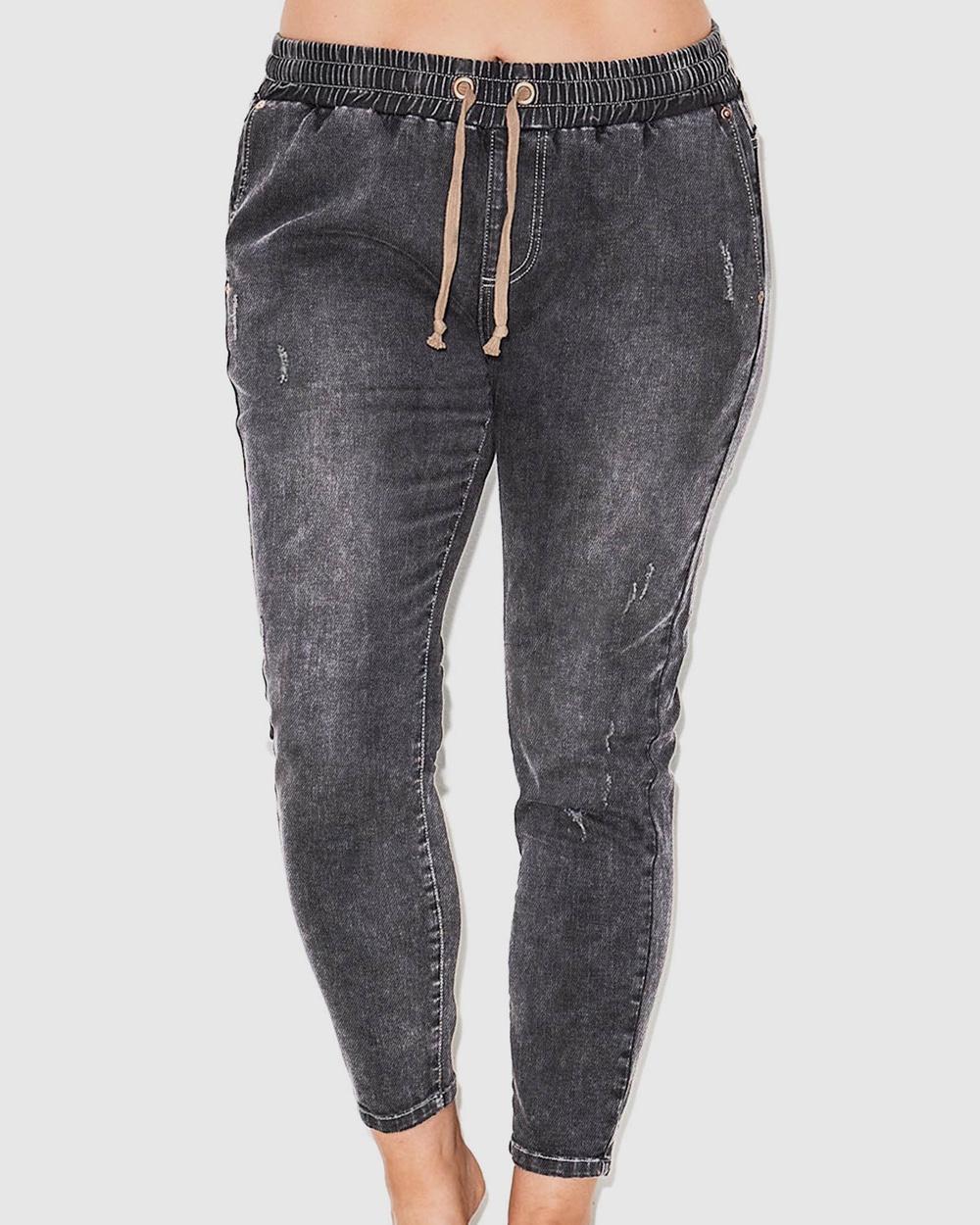 17 Sundays Warpaint Joggers Jeans Grey