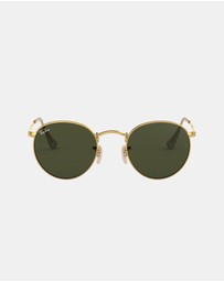 Ray-Ban - Round Metal RB3447