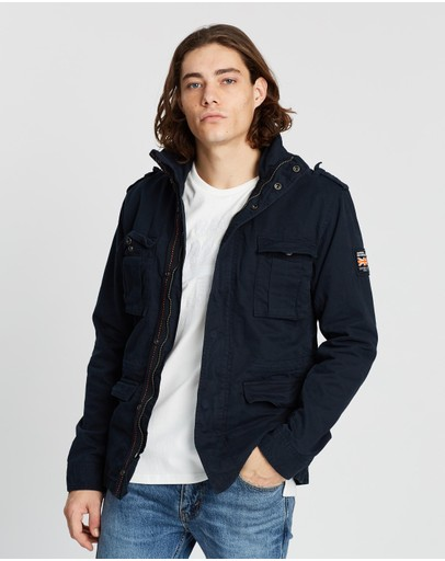 ca7c5a7d550 Buy Superdry Coats & Jackets   Clothing Online   THE ICONIC