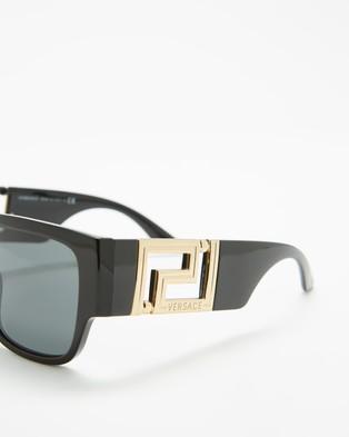 Versace 0VE4403 - Sunglasses (Black)
