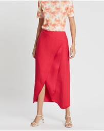C/MEO COLLECTIVE - Over Again Skirt