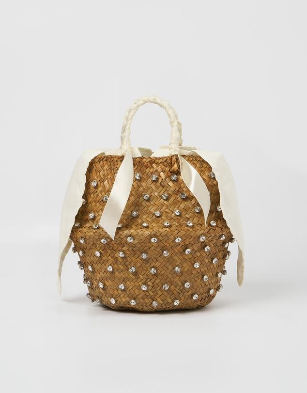 Women Imani Basket Bag