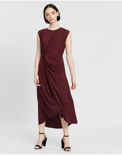Banana Republic - Twist Matte Jersey Dress