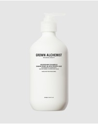 Grown Alchemist - Nourishing - Shampoo 0.6 Damask Rose, Black Pepper, Sage 500ml