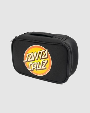 Santa Cruz Flex Dot Lunchbox - Lunchboxes (Black)