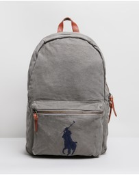 Polo Ralph Lauren - Polo Player Canvas Backpack