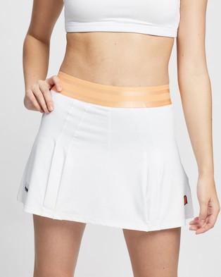 Ellesse Cali Tennis Skort - Skirts (White)