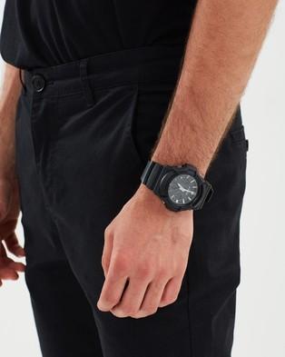 SHOCK - GAS Tough Solar GAS100B 1A - Watches (Black)