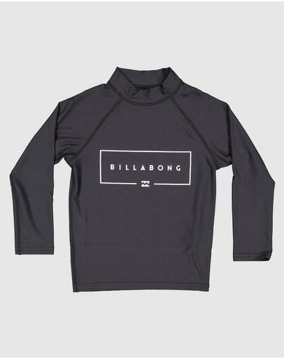 Billabong - Union Long Sleeve Rash Vest - Kids