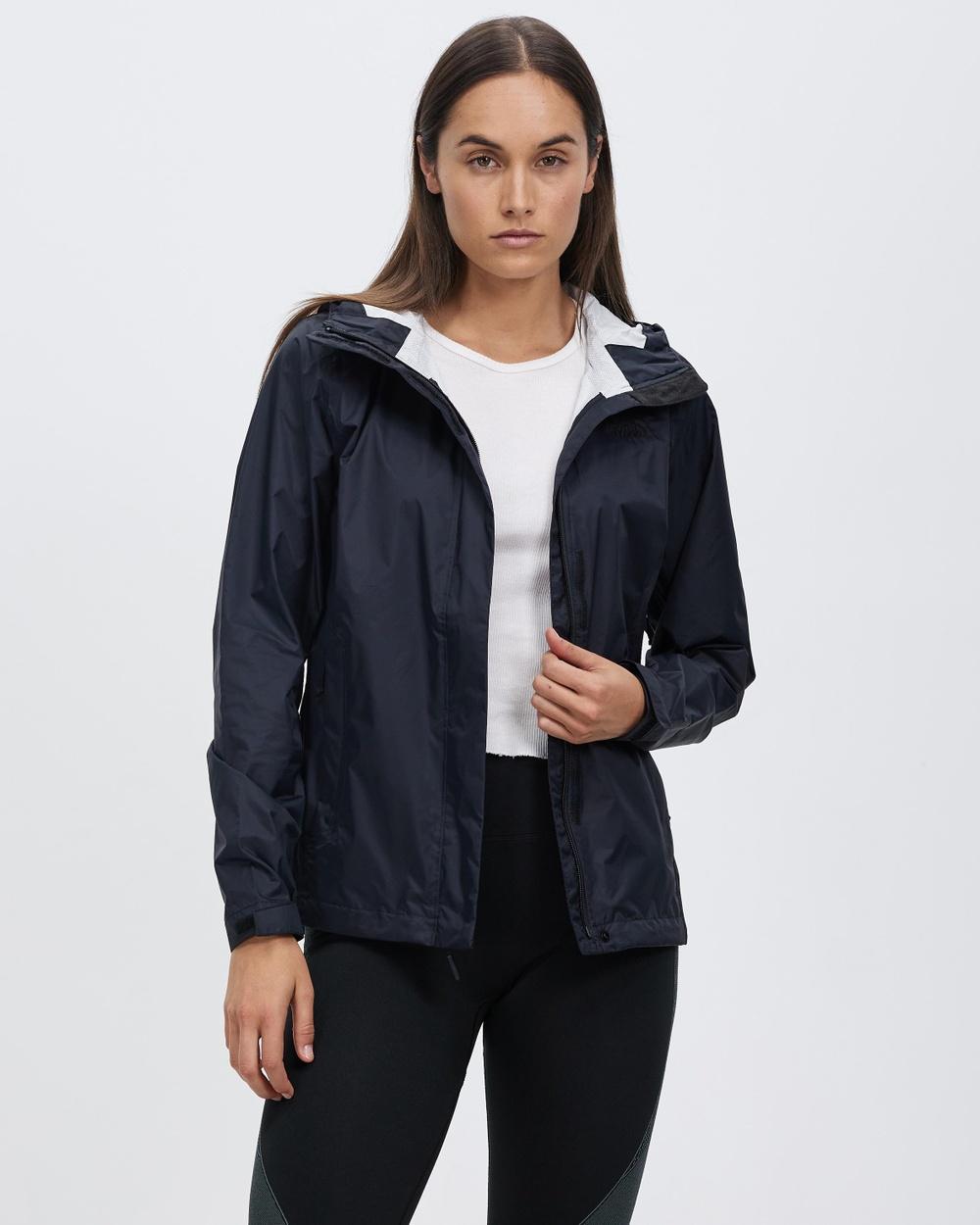The North Face Venture 2 Jacket Women's Coats & Jackets Black