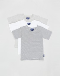 Pappe - 3-Pack Putney SS T-Shirts - Babies