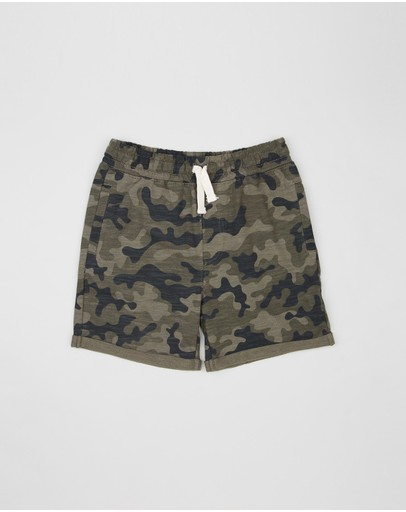Cotton On Kids - Henry Slouch Shorts