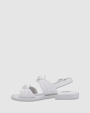 Melissa Melissa Velvet Sandal - Sandals (White)