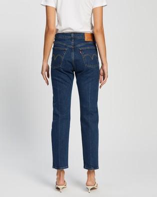 Levi's 501?« Crop Jeans - Crop (Charleston Pressed)