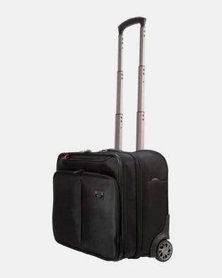 Echolac Japan Detroit Trolley Bag - Travel and Luggage (black)