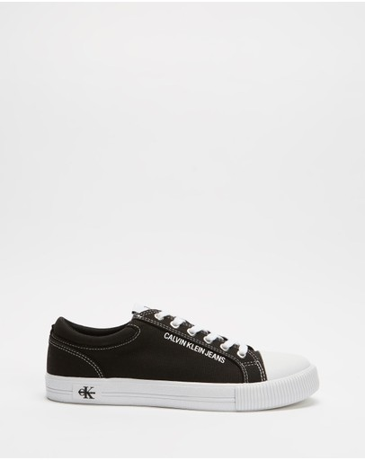 Calvin Klein Jeans - Vulcanised Lace-up Sneakers