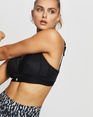Sweaty Betty Victory Running Bra - Sports Bras (Black)