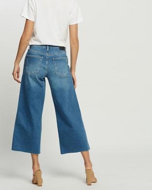 Mavi Bodrum Jeans - Crop (Mid Indigo 90s)
