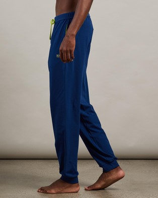 BOSS Mix&Match Loungewear Sweatpants - Sleepwear (Medium Blue)