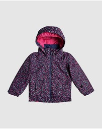 Roxy - Girls 2-7 Mini Jetty 10K Snow Jacket