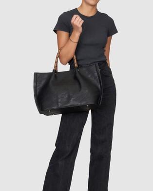 Urban Originals Hamilton Tote - Handbags (Black)