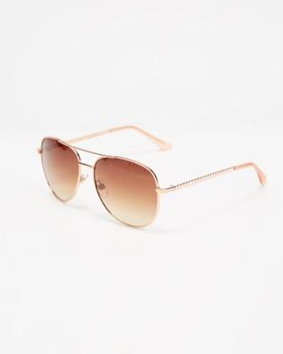 Mestige Kendra - Sunglasses (Rose)
