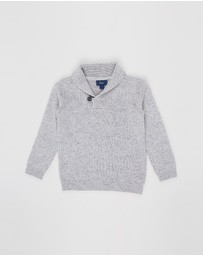 Pappe - Dornie Roll Neck Sweater - Babies-Kids