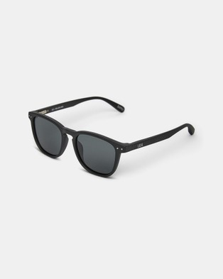 Local Supply SYD Polarised Square Matte Black
