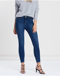 Dorothy Perkins - Short Authentic Shaping Jeans
