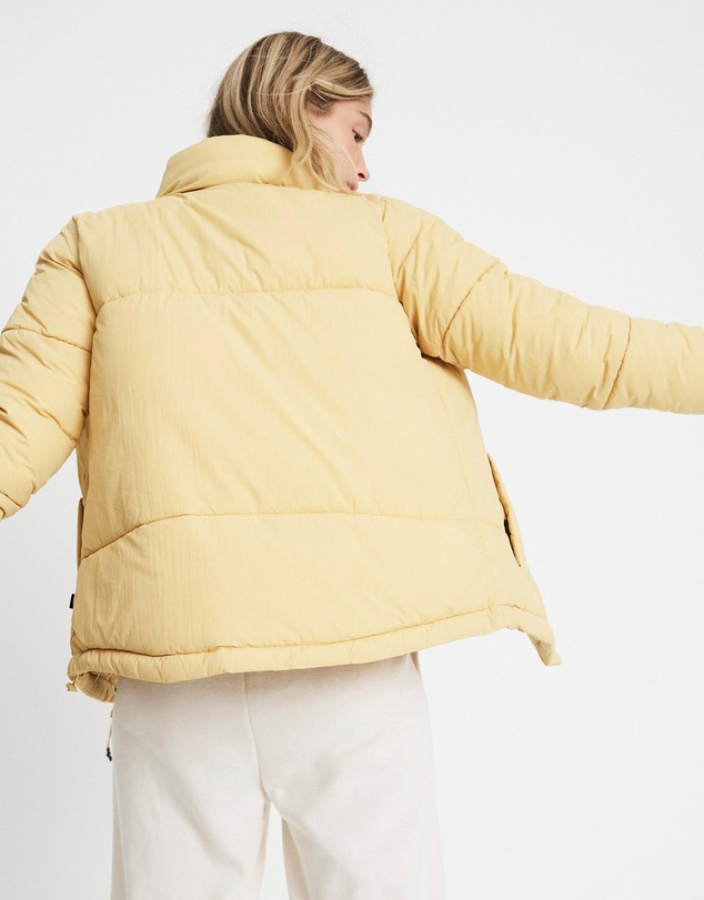 Women The Recycled Mother Puffer Jacket