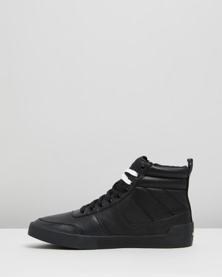 Diesel S Dvelows Sneakers - Sneakers (Black)
