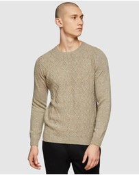 Oxford - Rex Cable Knit