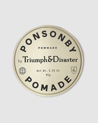 Triumph & Disaster Ponsonby Pomade - Beauty (White)