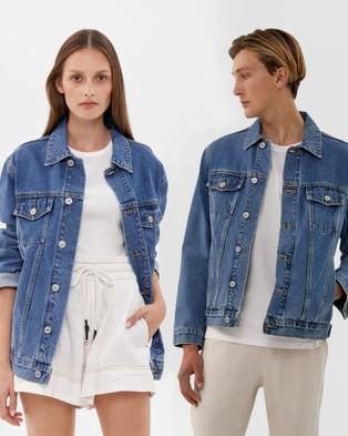 Jag The Denim Jacket - Jeans (blue)