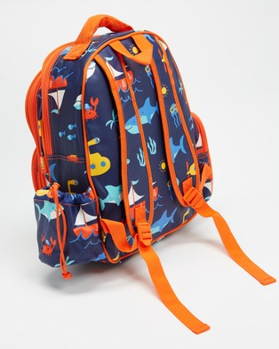 Penny Scallan Large Backpack - Backpacks (Anchors Away)
