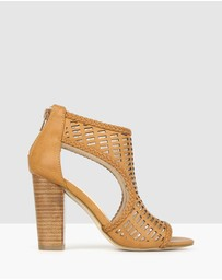 Betts - Cosmic Cut Out Block Heels