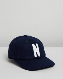 Norse Projects - Wool Sports Cap