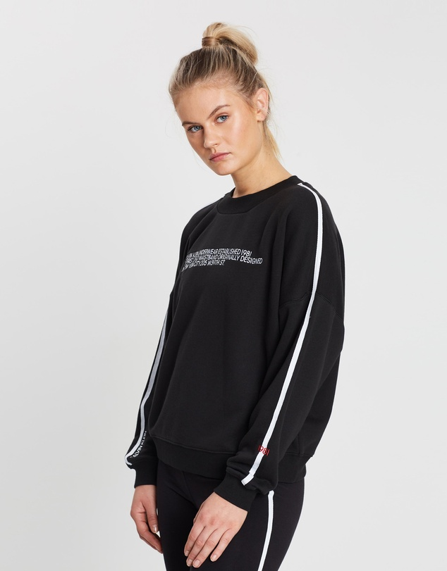 Calvin Klein - Statement 1981 Sweatshirt