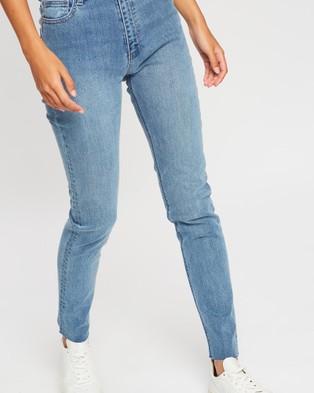 DRICOPER DENIM Miah Skinny Jeans - High-Waisted (Classic Mid)