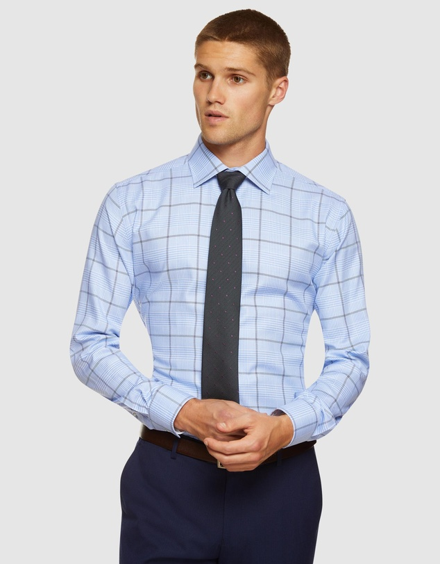 Oxford - Islington Checked Luxury Shirt
