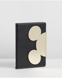 Mickey Mouse A5 Shaped Notebook