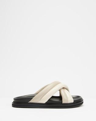 Alias Mae Pamela - Sandals (Grey Leather)