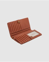 Fossil - Liza Brown Bifold Wallet