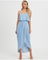 CHANCERY - Iris Pleated Dress