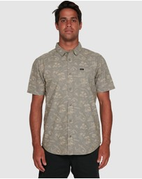 RVCA - Tropical Disaster Short Sleeve Top